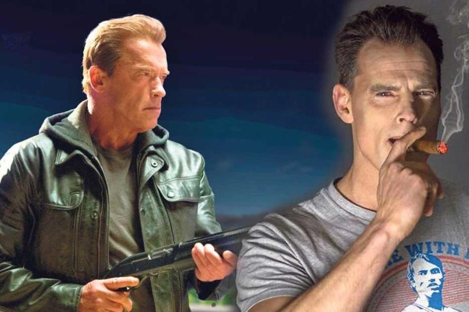 Hasta la vista, Baby! Arnie hat Doppelgänger in Dresden