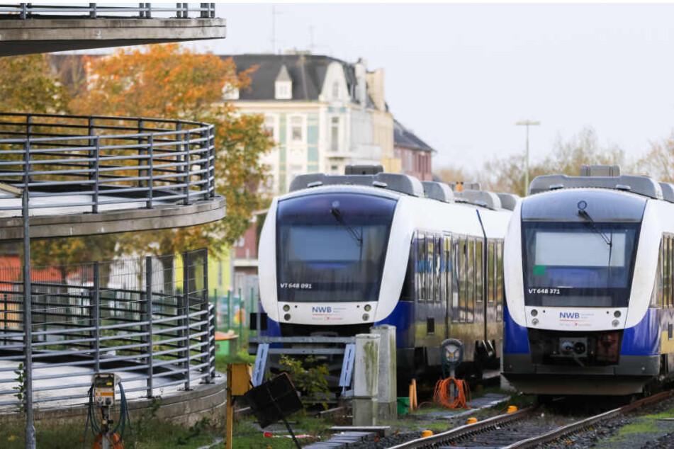 Wegen Bauarbeiten ruht die Regionalbahn 75 zwischen Osnabrück und Bielefeld. (Symbolbild)