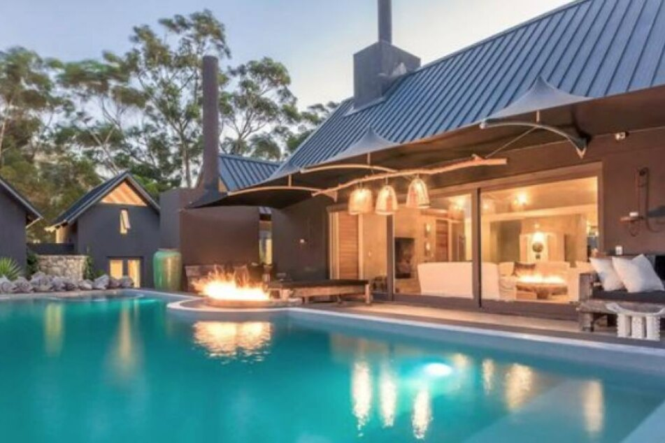 In diesem Luxus-Resort in Kapstadt passierte der traumatische Abend.