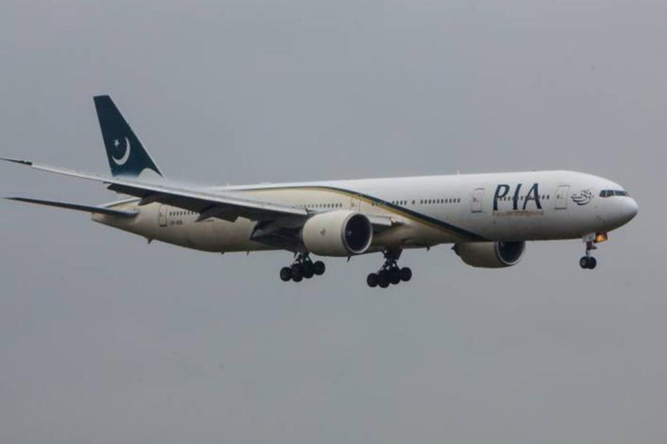 Am Mittwochvormittag verschwand das Flugzeug der Pakistan International Airlines vom Radar.