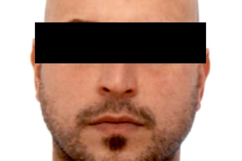 Gesucht: Die Polizei fahndet nach dem mutmaßlichen Serienräuber Burhan B.
