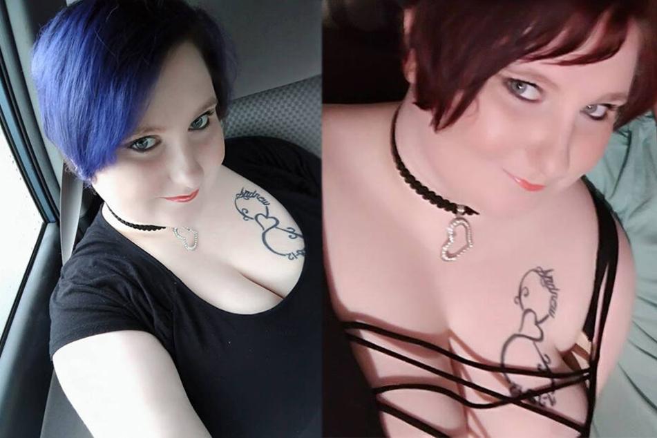 Sueretta Emke auf Facebook-Selfies.