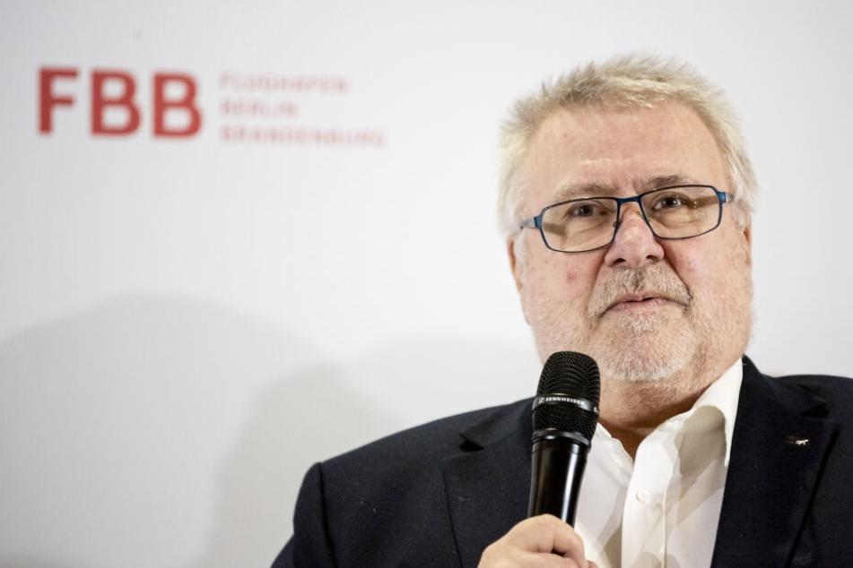 Rainer Brettschneider wird die Ergebnisse der TÜV-Prüfung präsentieren.