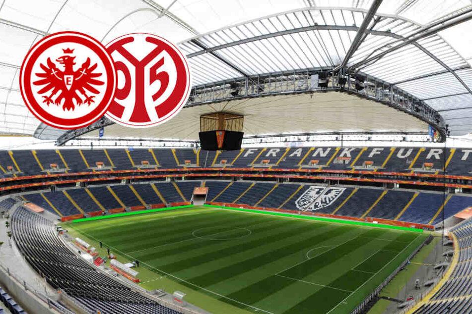 Wettbewerbsverzerrung? Rhein-Main-Derby Eintracht gegen Mainz wird verschoben