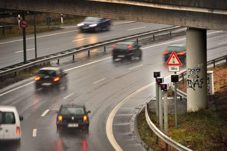 Chaos im Berufsverkehr! OWD-Tunnel voll gesperrt