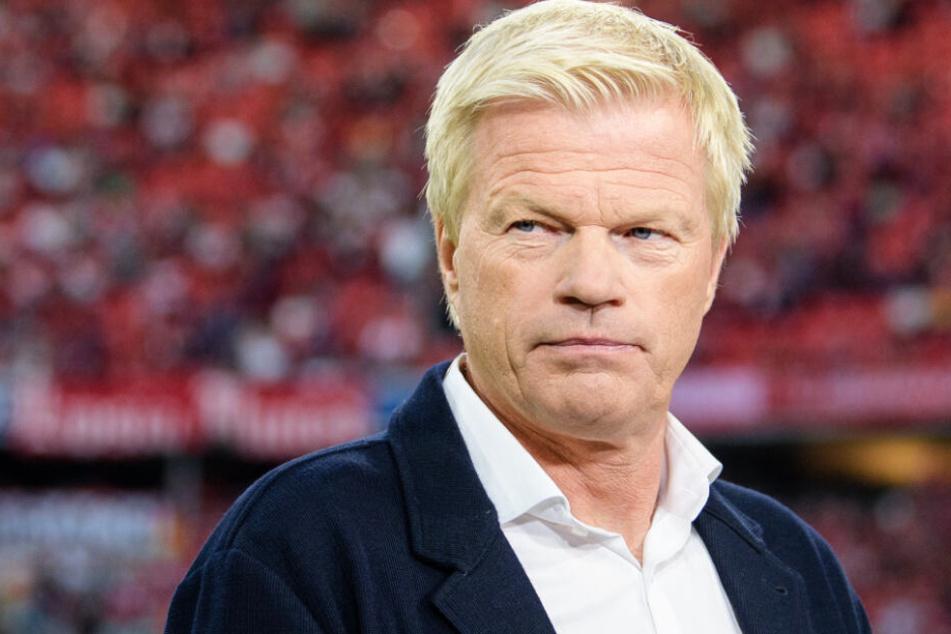 Die Fans des FC Bayern München hoffen, dass Oliver Kahn eine neue Ära prägen wird.