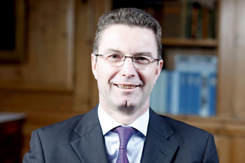Tourismus-Experte Prof. Volker Böttcher (57).