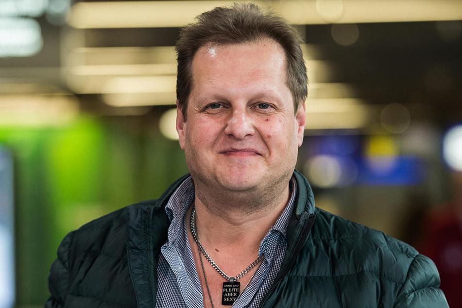 Kultauswander Jens Büchner hinterlässt fünf leibliche und drei Stiefkinder.