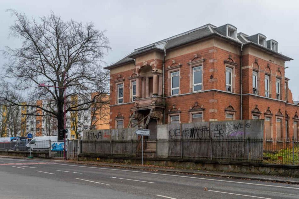 Chemnitz: Eigentümer der Graßmann-Villa verklagt Chemnitz