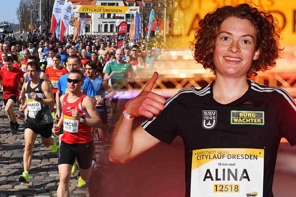 21-Jährige gewinnt Dresdner Citylauf mit neuem Streckenrekord
