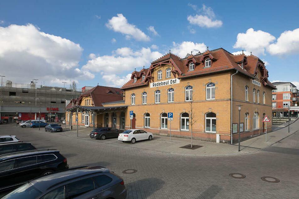 Der Radebeuler Kulturbahnhof wird zur Rennstrecke für kleine Schumis.