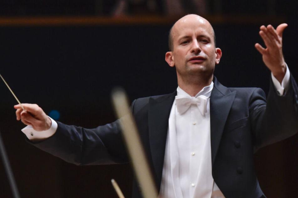 Olé! Chemnitzer Orchester-Chef wird Musikdirektor in Madrid