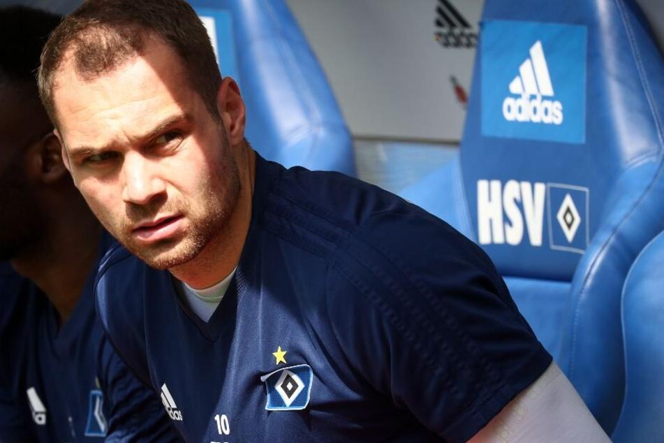 Pierre-Michel spielte sechs Jahre für den HSV.