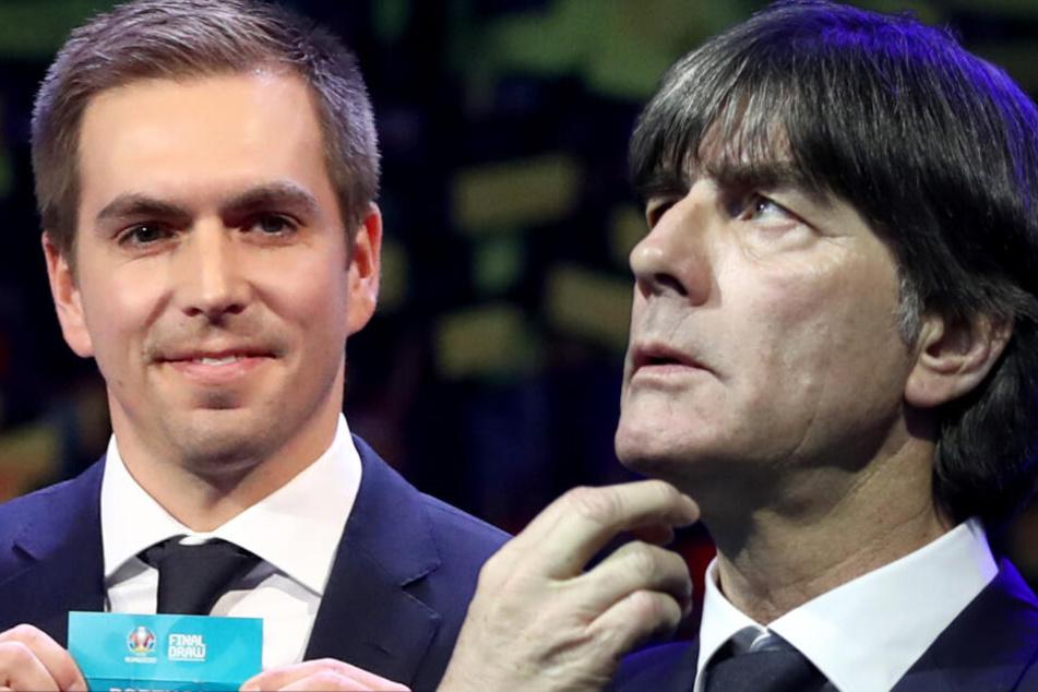 """Löw nach Horror-Auslosung: """"Philipp Lahm, wir müssen dich leider entlassen ..."""""""