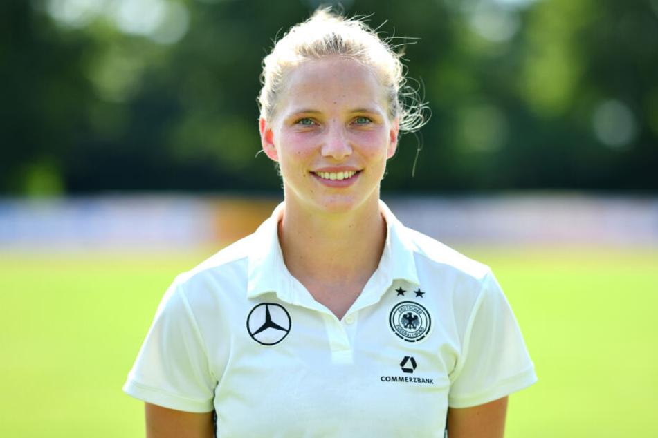 Tabea Kemme (28) beendet ihre Karriere als Fußballerin.