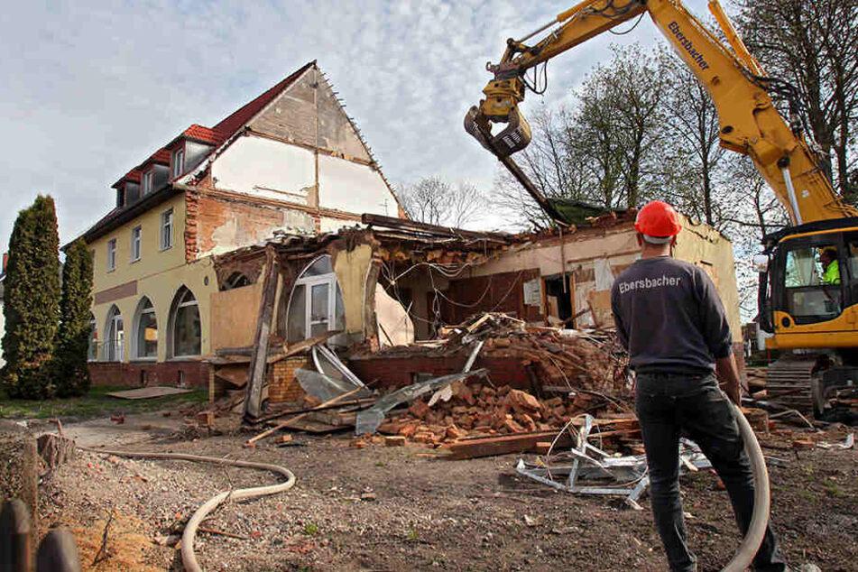 Das Haus, in dem das NSU-Trio wohnte und das in die Luft gejagt wurde. Dort  wird es kein Mahnmal geben.