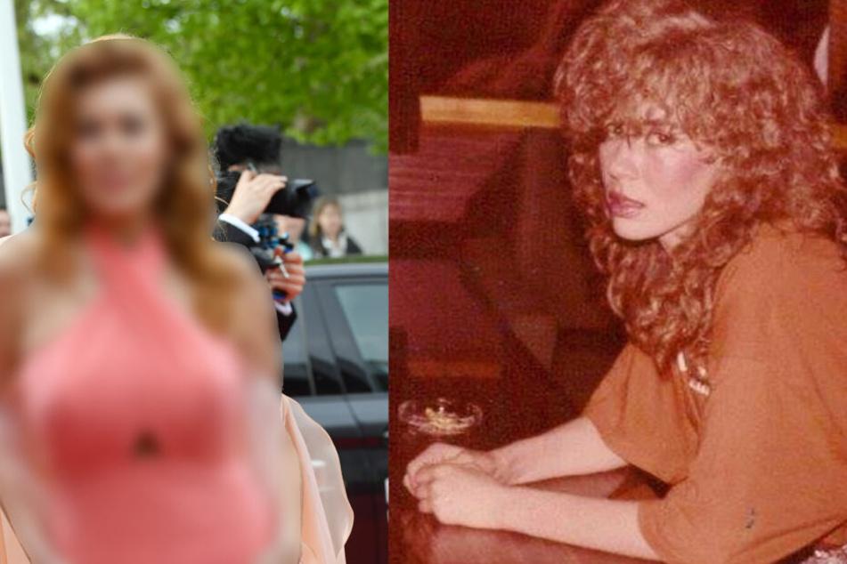 Ganz schön ähnlich: Welche Prominente postet denn hier ein Bild Ihrer Mutter?