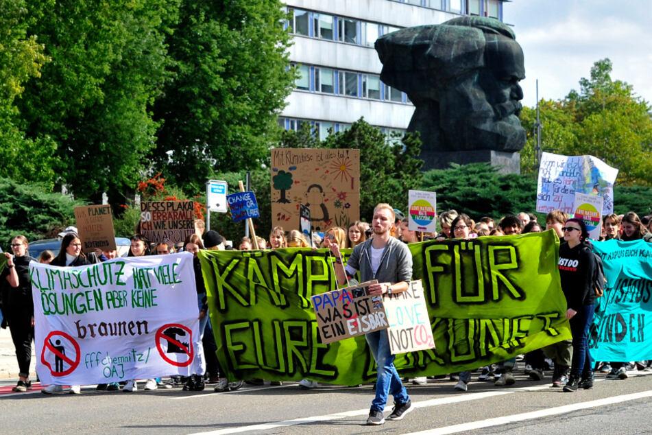 """Chemnitz: Es geht wieder los! """"Fridays for Future"""" kündigt Demo für Chemnitz an"""