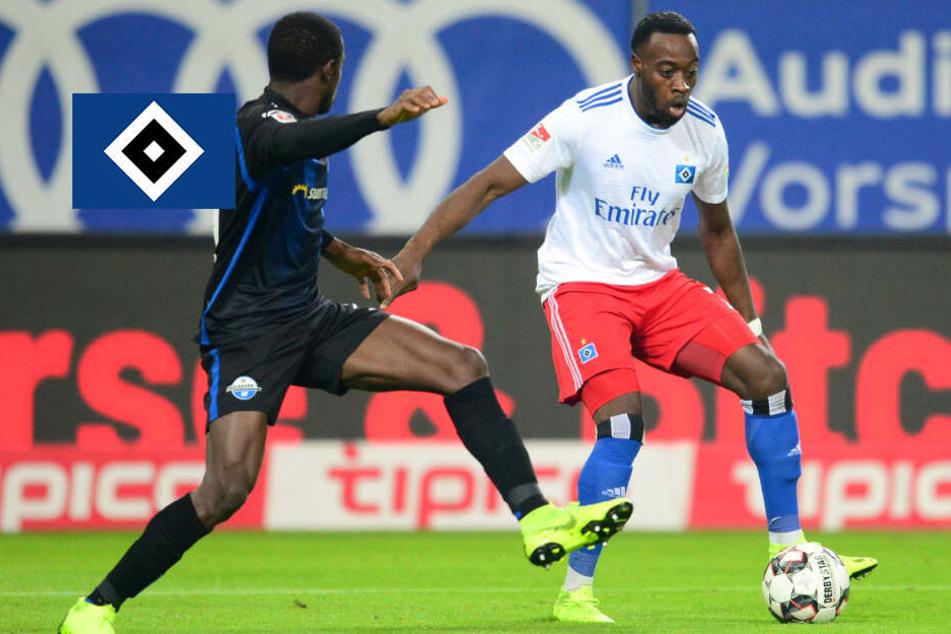 HSV hofft auf Millionen-Betrag durch den DFB-Pokal