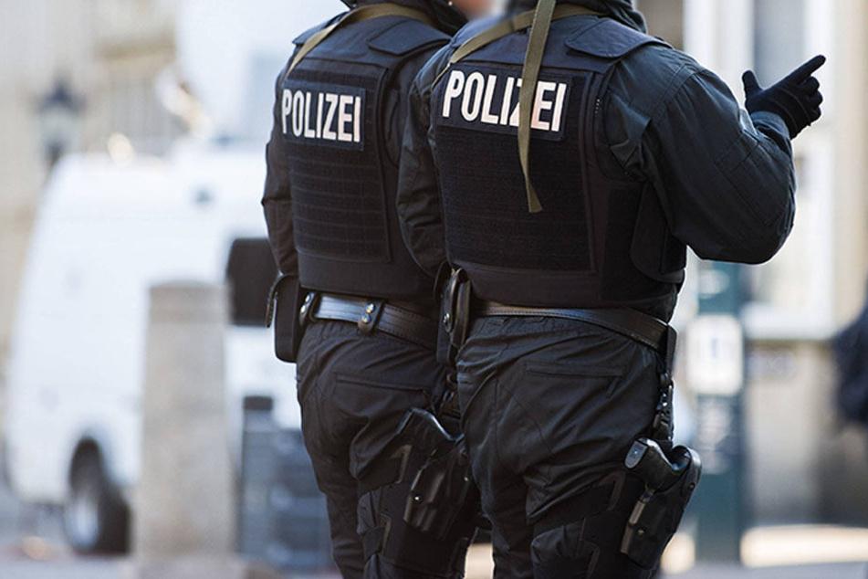 Die Polizei fasste im Erzgebirge einen mutmaßlichen Serientäter.