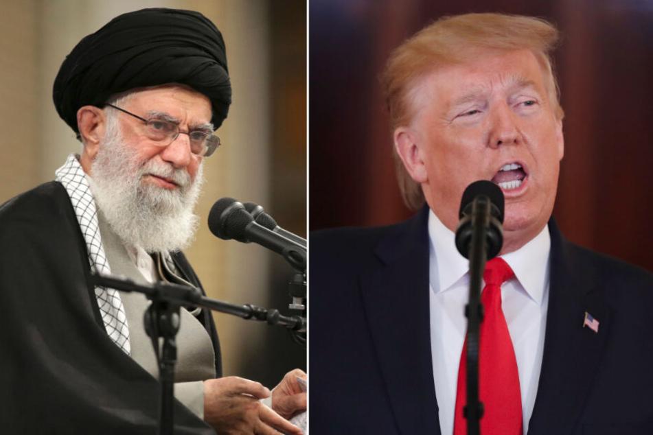 Iran-Konflikt: Trump spricht von Frieden, aber macht klare Ansage an Deutschland