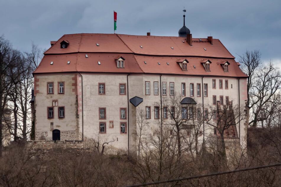 Schloss Wolkenburg ist bei der Wanderung natürlich auch zu sehen.