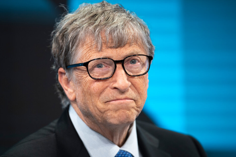 Bill Gates, Vorsitzender der Bill & Melinda Gates Foundation.