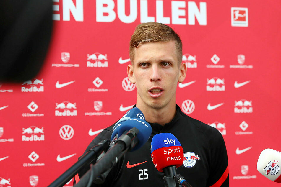 Dani Olmo of RB Leipzig about curiosity in Barca: 'No time to consider'