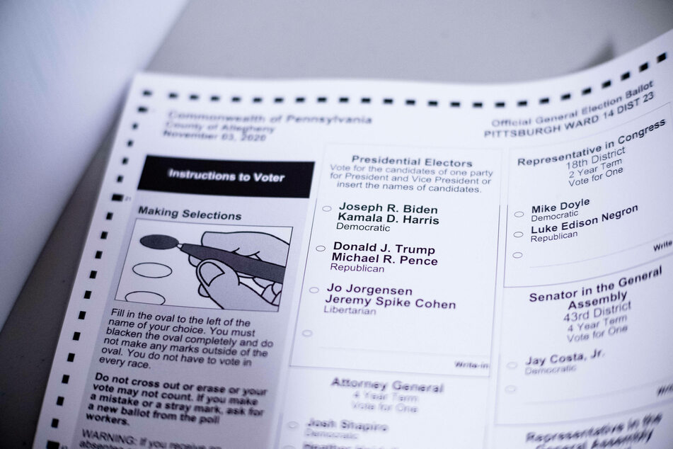 Each state has different laws that regulate how and when ballots are counted.