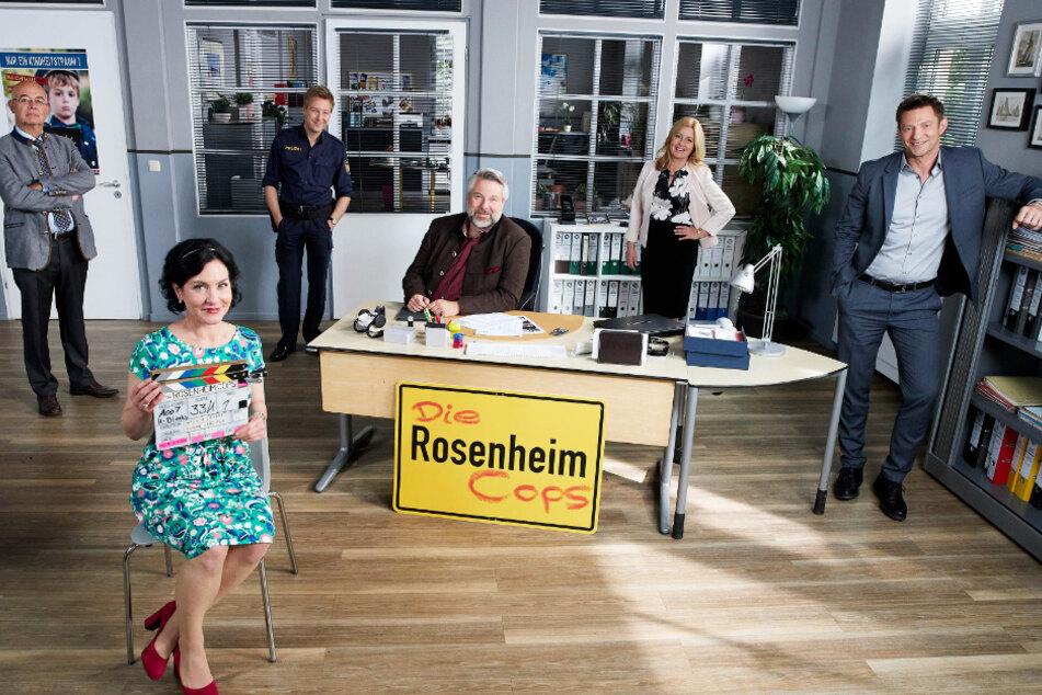Rosenheim-Cops: Termin für Start der 20. Staffel steht endlich fest