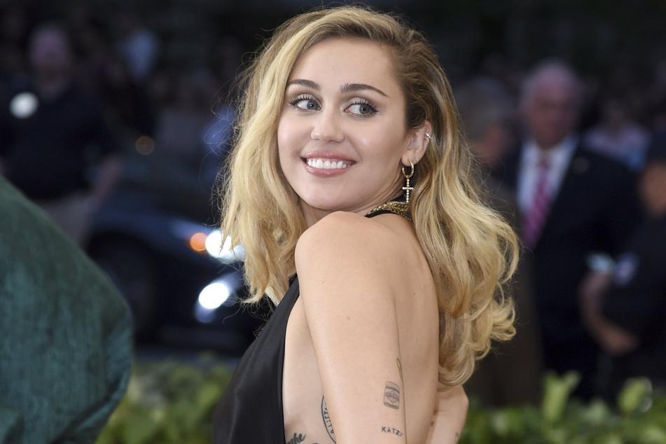 Miley Cyrus im Jahr 2018 (Foto: Evan Agostini/Invision/AP/dpa).