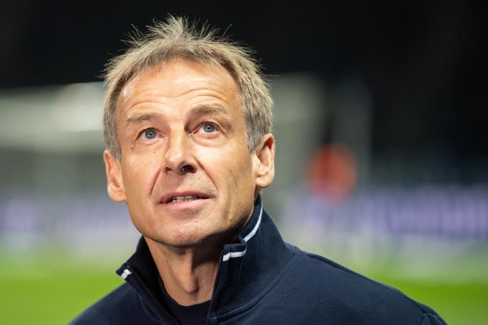 Jürgen Klinsmann (56) hofft darauf, dass der historische Tore-Rekord eingestellt wird.