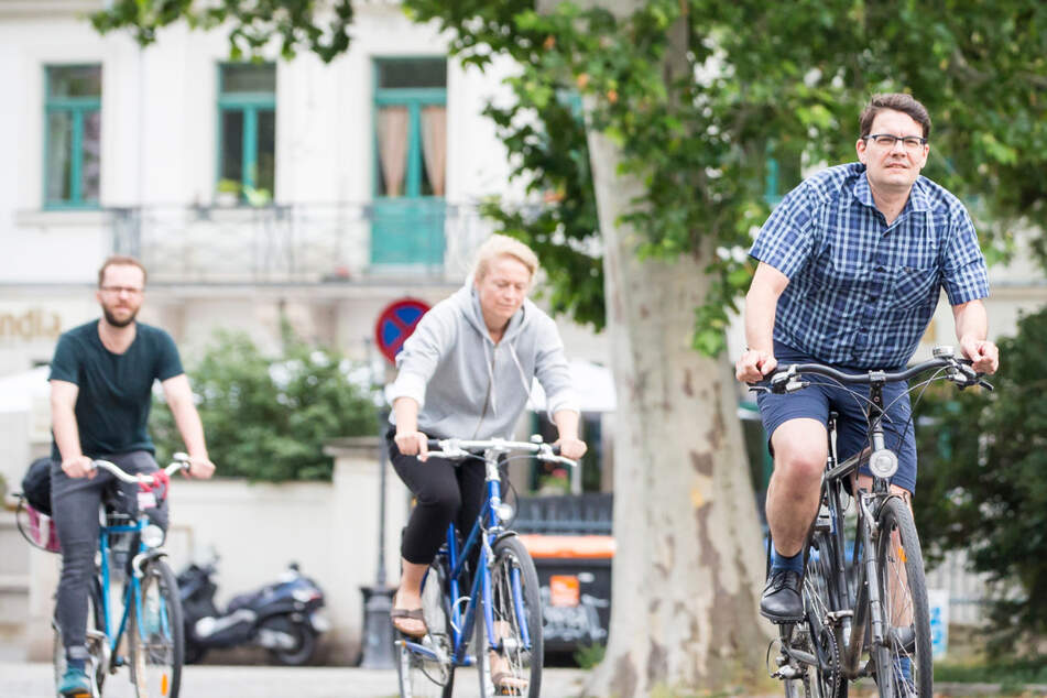 Radler-Rekord in Dresden, doch nach oben ist noch immer Luft