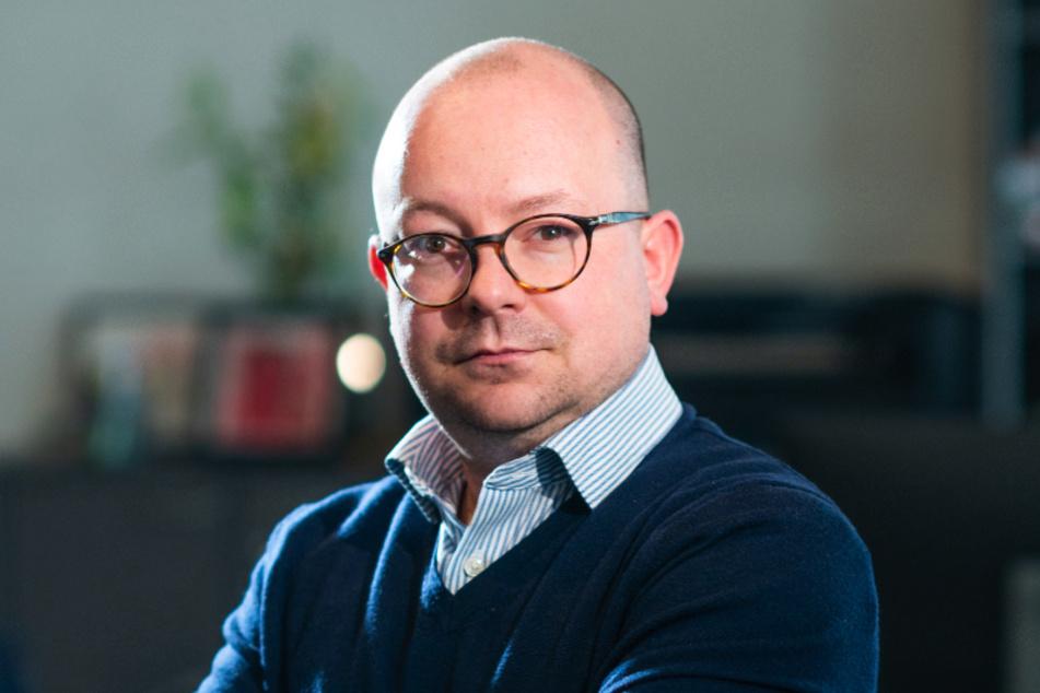 Schimpft aufs Gesundheitsamt: Frank Müller-Rosentritt (38, FDP).