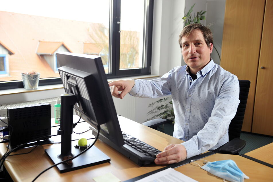 Chemnitz: Vorsicht! Computer-Betrüger nutzen Corona-Not der Betriebe aus