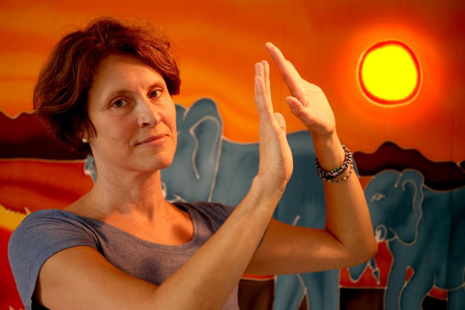 Bloß keine Sonne: Astrid Schurig  muss ausgerechnet das meiden, wonach sich die meisten von uns sehnen.