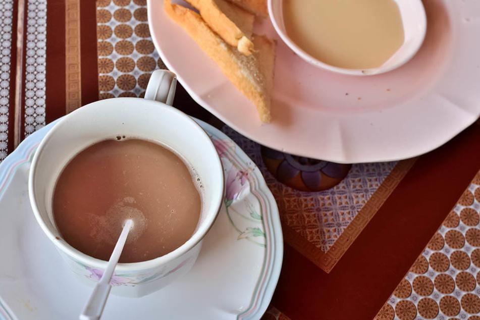 Längste Kaffee-Tafel Sachsens! Leipzig sucht Tassen-Spender