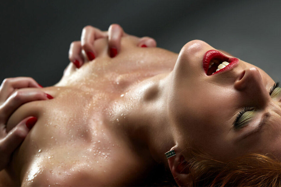 Orgasmus frauen spritzen