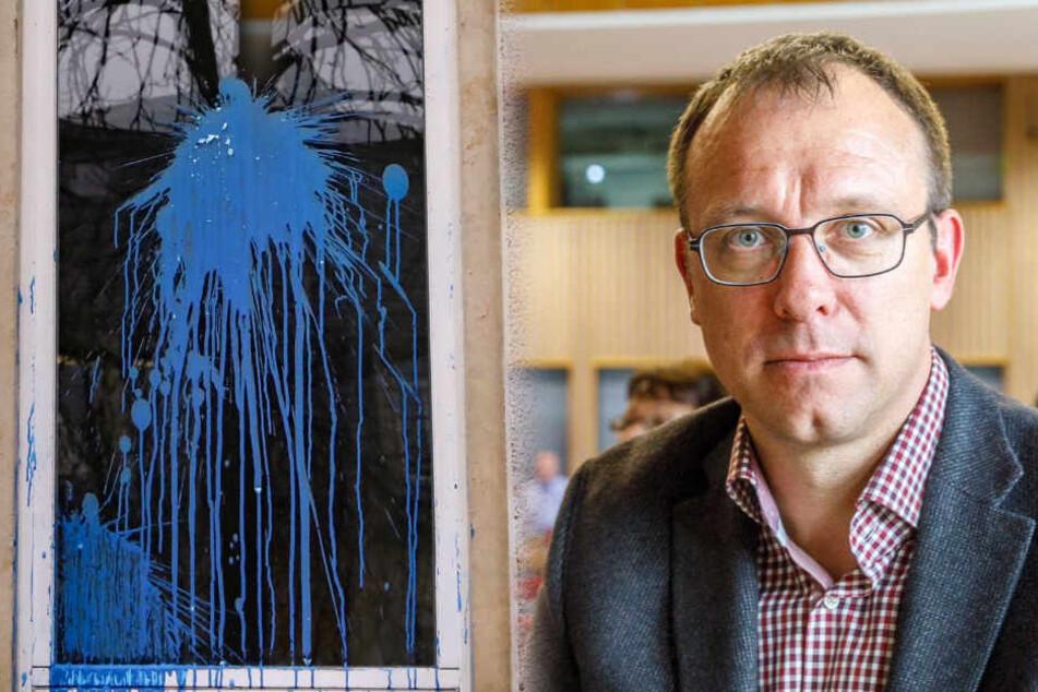 Nach Farbbeutel-Würfen: FDP schmollt und boykottiert Grünen-Gala