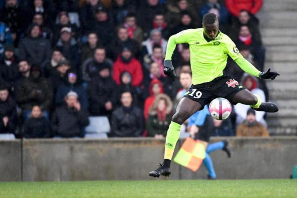 Nicolas Pépé wird von vielen Top-Klubs umworben.