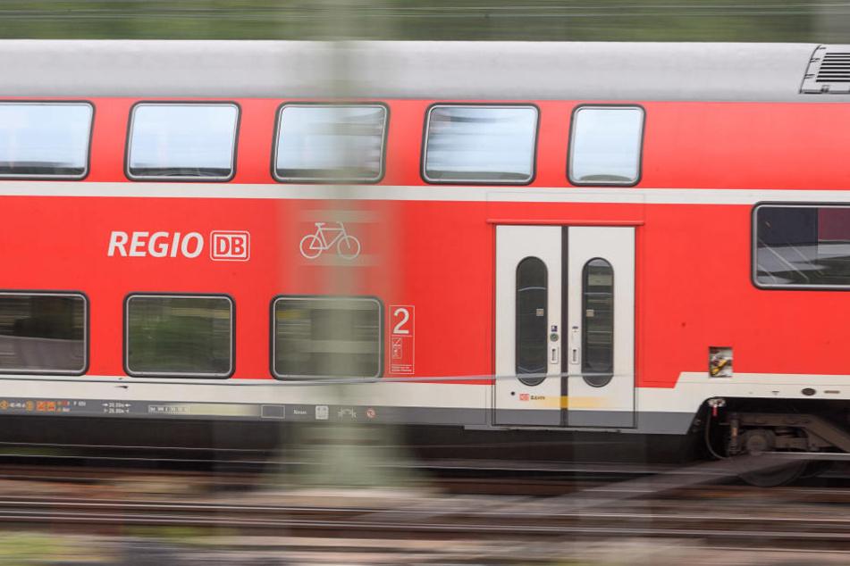 Der Zugführer konnte nicht mehr rechtzeitig bremsen.