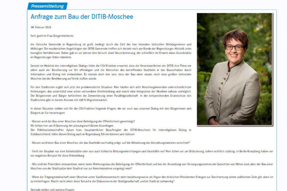 Bernadette Dechant (Stadträtin)
