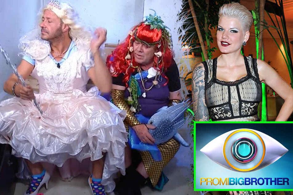 "Lästerei unter C-Promis: Melanie Müller zieht über ""Promi Big Brother"" her"
