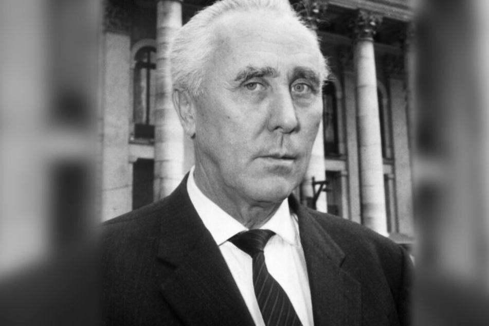 Werner Egk wird Mitläufertum während der Nazizeit vorgeworfen. (Archivbild)