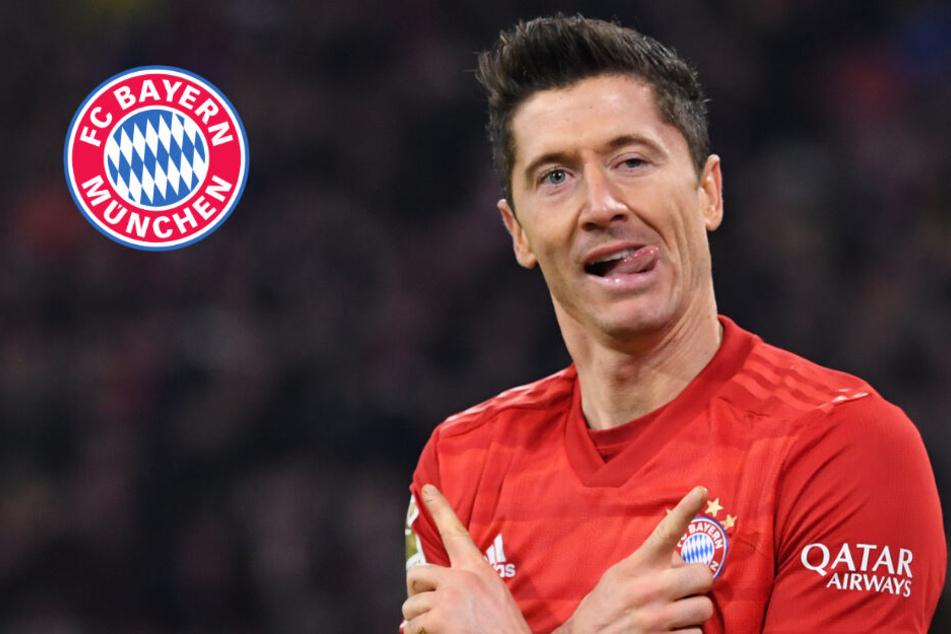 FC Bayern: So lief Lewandowskis Leisten-Operation