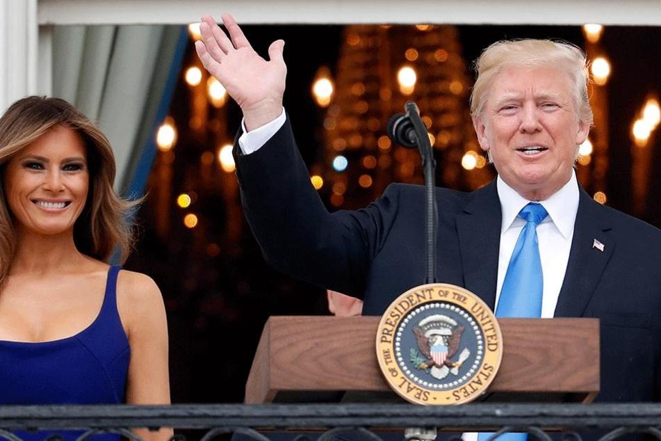 Heute so, morgen so: Donald Trump (71) ändert ständig seine Aussagen und scheint es selbst nicht zu bemerken.