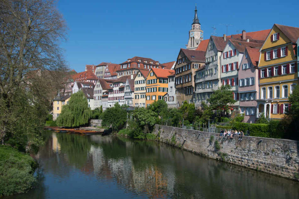 Eines der Touri-Highlights: Tübingen