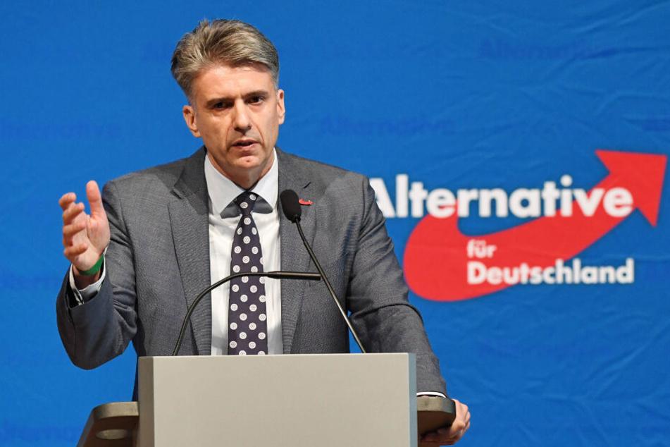 AfD-Vorsitzender Jongen will wohl nicht nochmal Landesvorsitzender werden!
