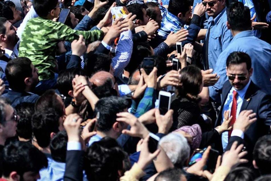 In der Türkei: Zwei Tote bei Zusammenstoß bei Referendum