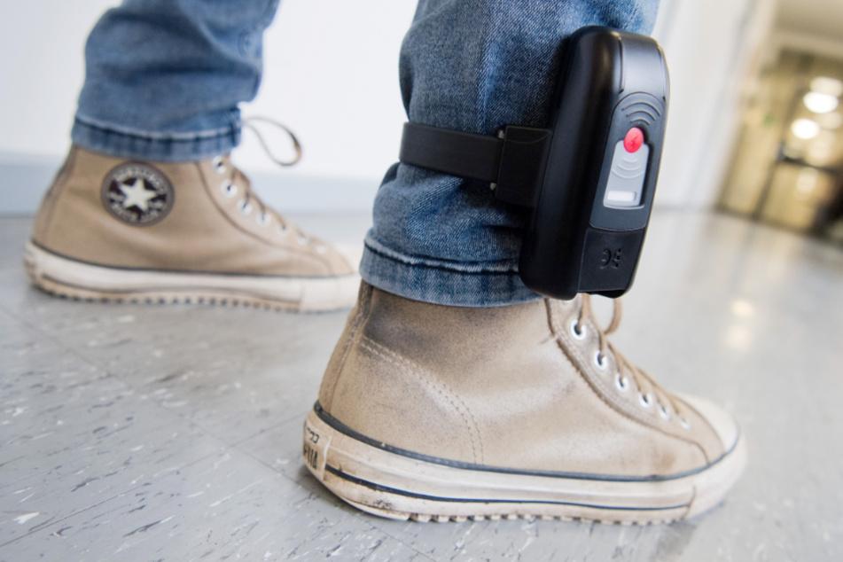 Gewalt- und Sexualverbrecher: So viele tragen in Bayern eine elektronische Fußfessel